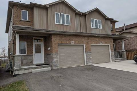 Townhouse for sale at 265 Cedardale Ave Hamilton Ontario - MLS: X4733263