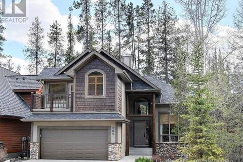 House for sale at 265 Eagle Terrace Rd Canmore Alberta - MLS: 49648