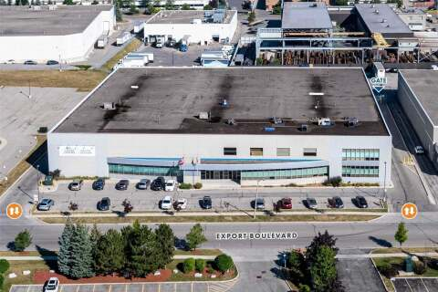 Commercial property for lease at 265 Export Blvd Mississauga Ontario - MLS: W4865257