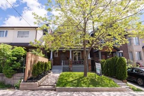 House for sale at 265 Glenholme Ave Toronto Ontario - MLS: C4474025