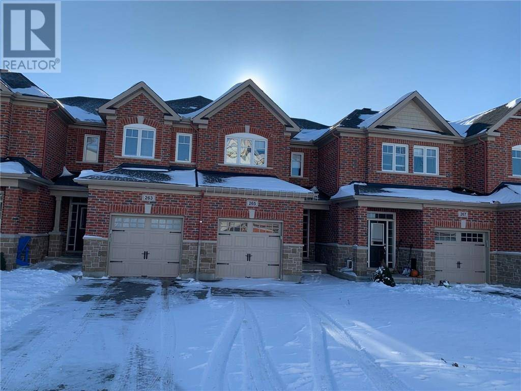 Townhouse for rent at 265 Livery St Kanata Ontario - MLS: 1171575