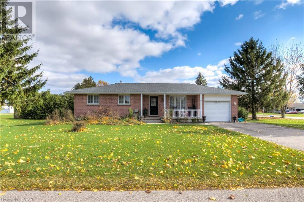 House for sale at 265 Miller Rd Dutton Ontario - MLS: 231268