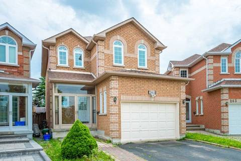 Home for sale at 265 Milliken Meadows Dr Markham Ontario - MLS: N4510242