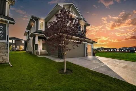 House for sale at 265 Sandpiper Blvd Chestermere Alberta - MLS: C4275445