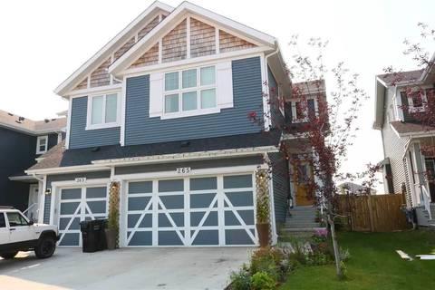 Townhouse for sale at 265 Sturtz Bn  Leduc Alberta - MLS: E4164755