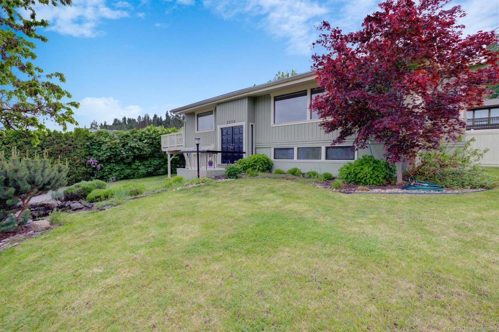 House for sale at 2650 Campbell Rd Kelowna British Columbia - MLS: 10189351