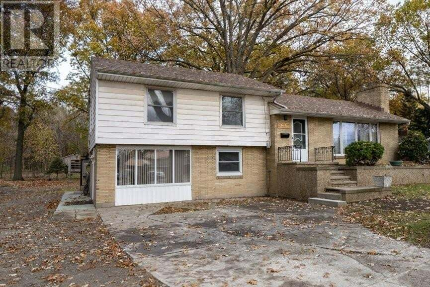 House for sale at 2650 Todd Ln Lasalle Ontario - MLS: 20008078
