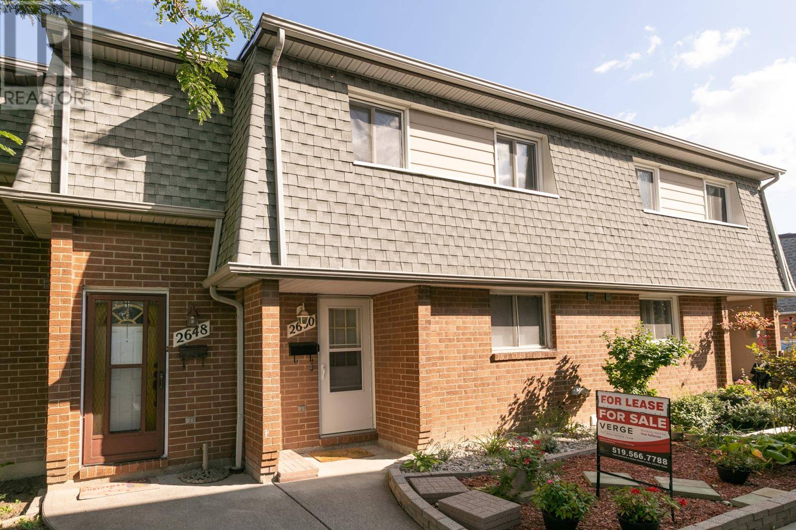 Townhouse for rent at 2650 Vine Crt  Windsor Ontario - MLS: 19026842