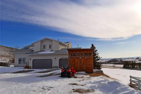House for sale at 265130 Horse Creek Rd Rural Rocky View County Alberta - MLS: C4286861