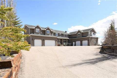 House for sale at 265156 Rge Rd 44  Rural Rocky View County Alberta - MLS: C4241156
