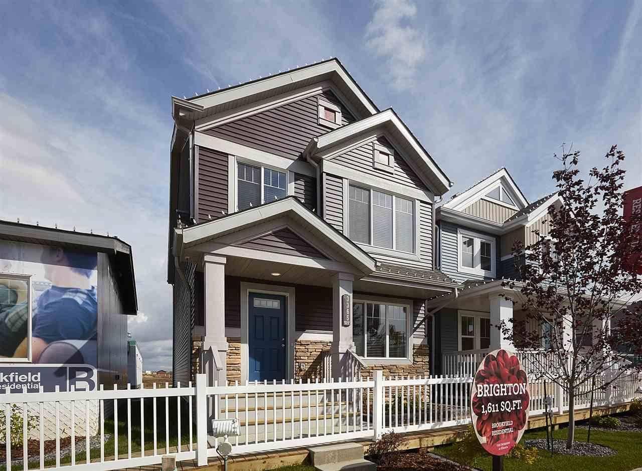 House for sale at 2654 Chokecherry Ln Sw Edmonton Alberta - MLS: E4175881