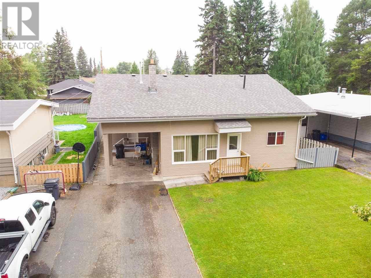 House for sale at 2655 1st Ave Prince George British Columbia - MLS: R2394678