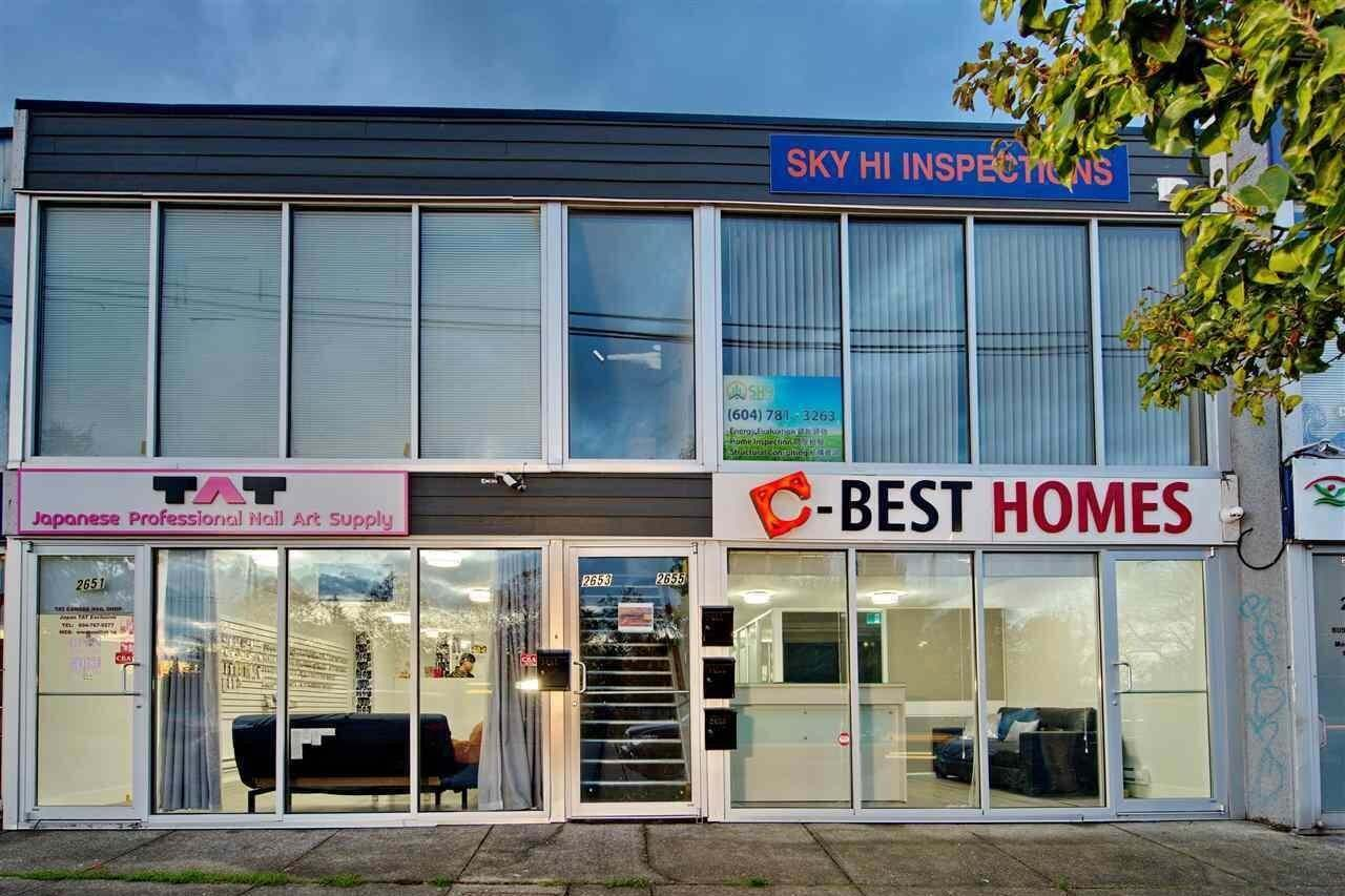 Commercial property for lease at 2655 Kingsway  Vancouver British Columbia - MLS: C8032864