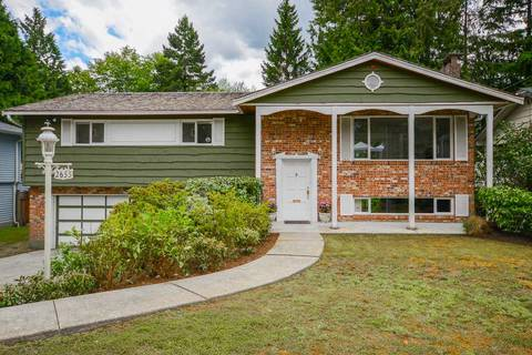 House for sale at 2655 Standish Dr North Vancouver British Columbia - MLS: R2376546