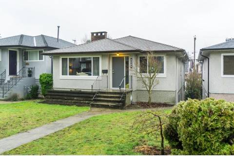 House for sale at 2656 7th Ave E Vancouver British Columbia - MLS: R2435751