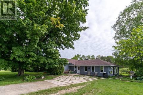 House for sale at 265766 25 Sideroad Meaford Ontario - MLS: 154290
