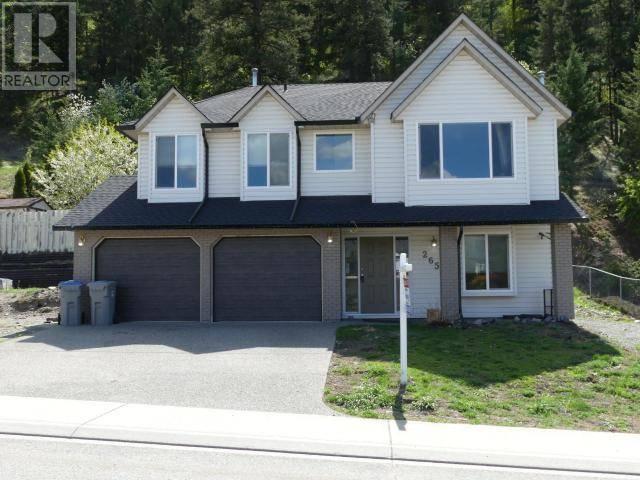 House for sale at 2659 Skeena Drive Dr Kamloops British Columbia - MLS: 155458