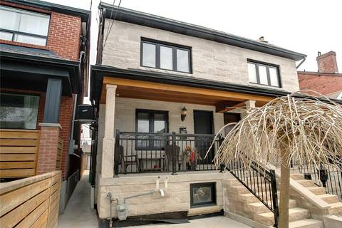 Townhouse for sale at 265 Boon Ave Toronto Ontario - MLS: W4446246
