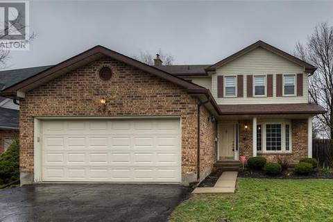 House for sale at 266 Auburn Dr Waterloo Ontario - MLS: 30724075