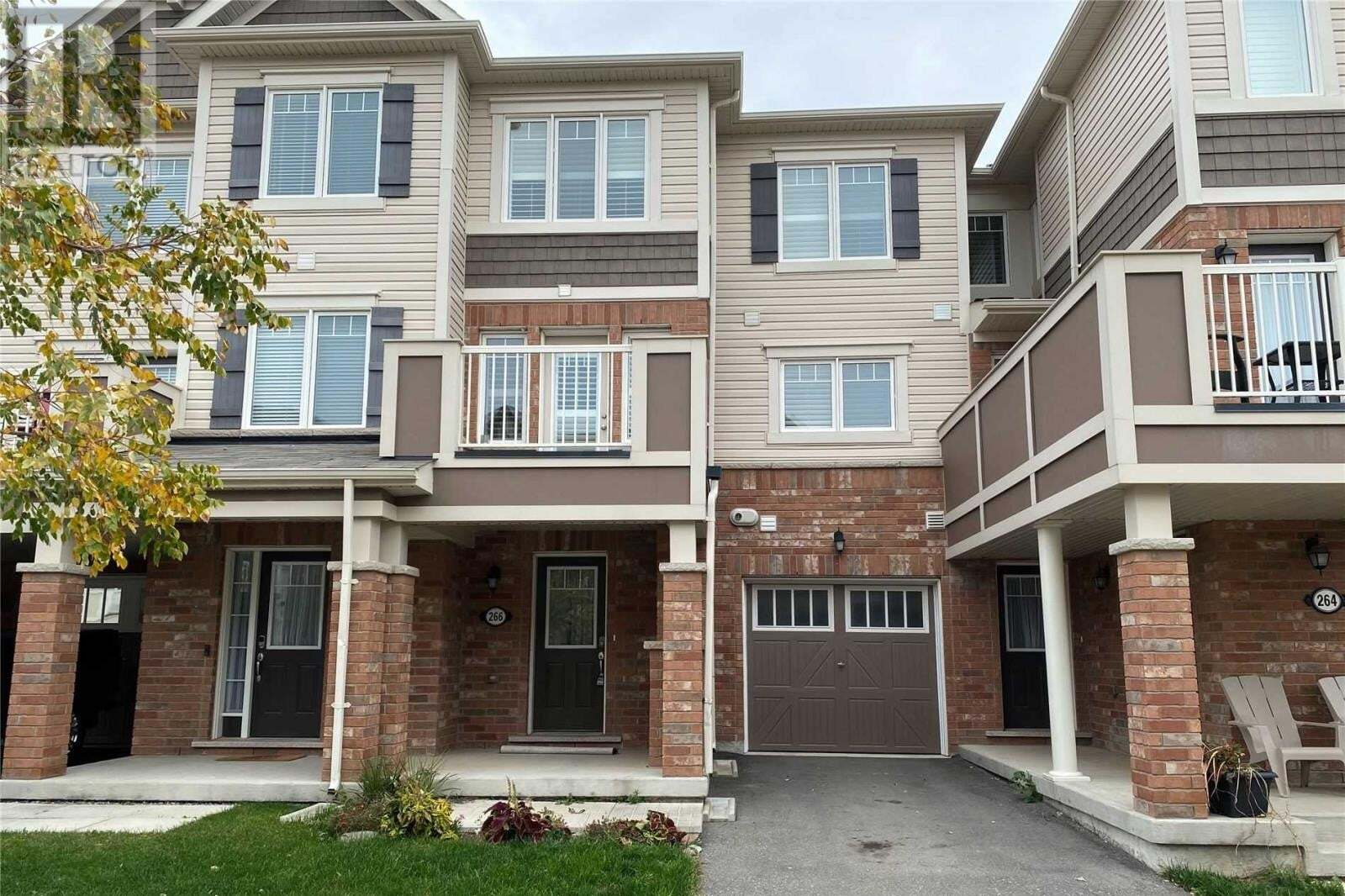 Townhouse for rent at 266 Casson Pt Milton Ontario - MLS: W4954723