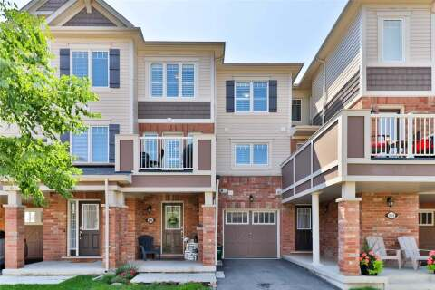 Townhouse for sale at 266 Casson Pt Milton Ontario - MLS: W4818897