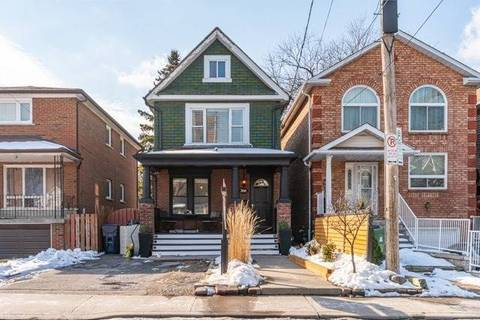 House for sale at 266 Chisholm Ave Toronto Ontario - MLS: E4694155