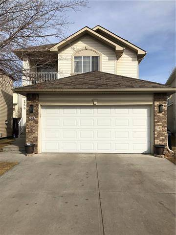 House for sale at 266 Coventry Ct Northeast Calgary Alberta - MLS: C4235926