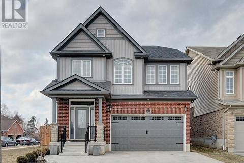 House for sale at 266 Cranbrook St Kitchener Ontario - MLS: 30724385