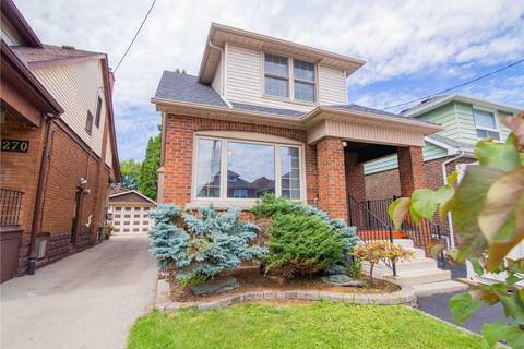 House for sale at 266 Graham Ave Hamilton Ontario - MLS: X4556199