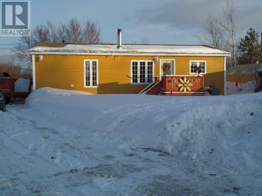 House for sale at 266 J.r Smallwood Blvd Gambo Newfoundland - MLS: 1212110