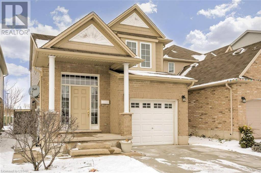 House for sale at 266 Mcmahen St London Ontario - MLS: 244784