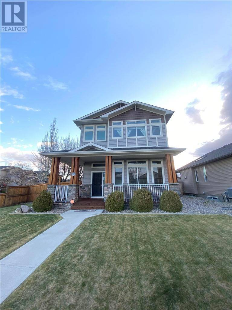 House for sale at 266 Riverstone Blvd W Lethbridge Alberta - MLS: ld0188846
