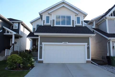 House for sale at 266 Sheppard Circ Leduc Alberta - MLS: E4156217