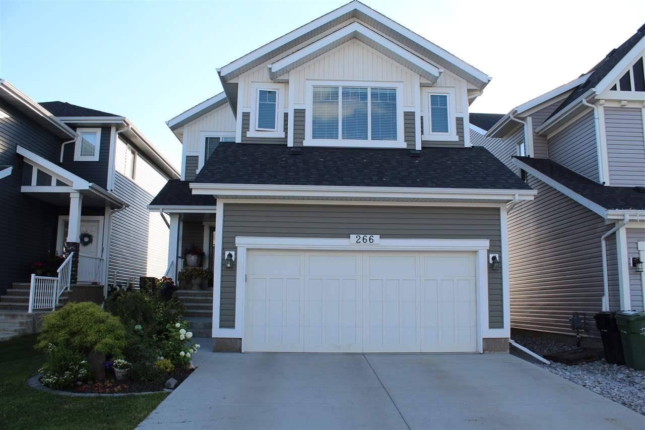 House for sale at 266 Sheppard Circ Leduc Alberta - MLS: E4169462