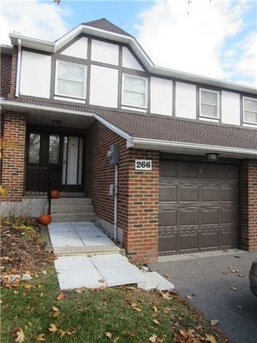 For Rent: 266 Simonston Boulevard, Markham, ON | 3 Bed, 3 Bath Townhouse for $1,950. See 6 photos!