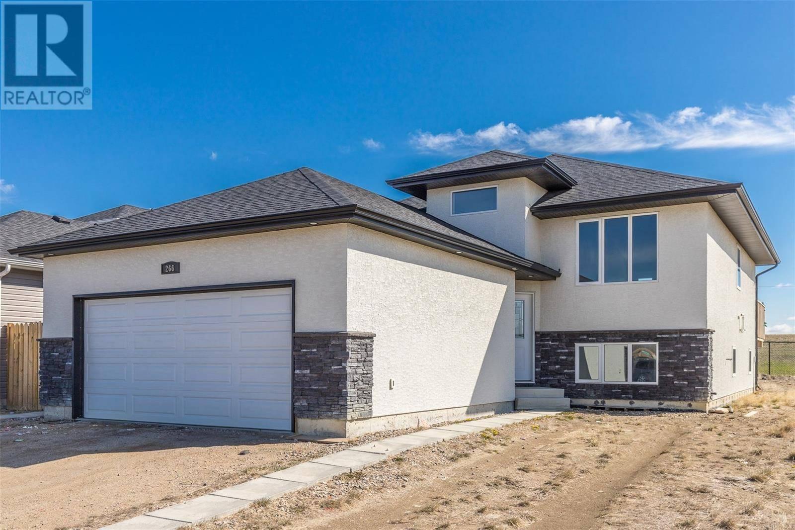 House for sale at 266 Stromberg Ct Saskatoon Saskatchewan - MLS: SK780083