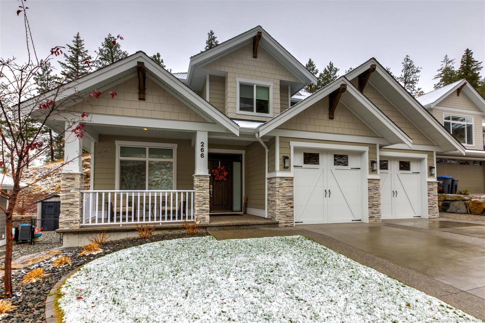House for sale at 266 Upper Canyon Dr Kelowna British Columbia - MLS: 10194941