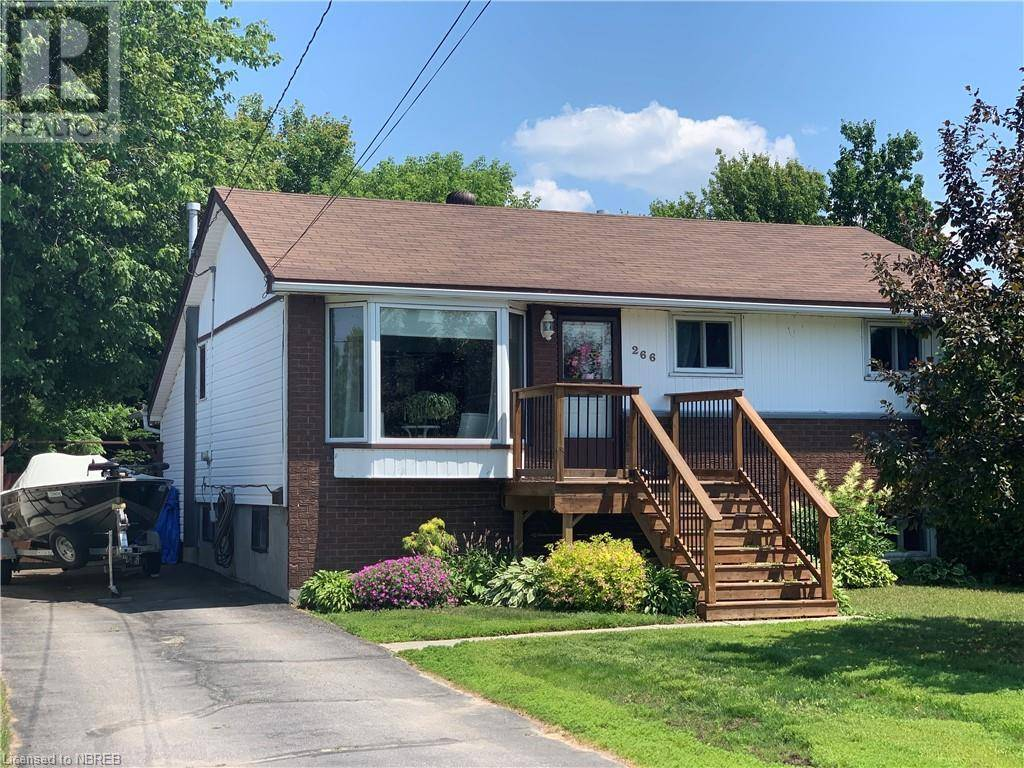 House for sale at 266 Wesley St North Bay Ontario - MLS: 206931