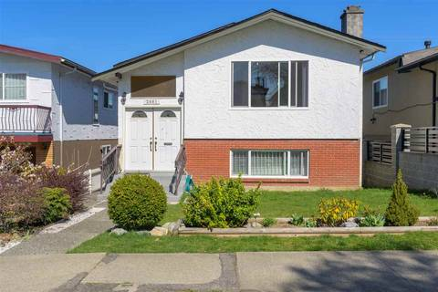 House for sale at 2661 21st Ave E Vancouver British Columbia - MLS: R2414086