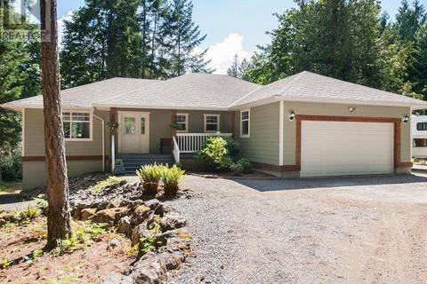 House for sale at 2663 Courtney Wy Shawnigan Lake British Columbia - MLS: 457932