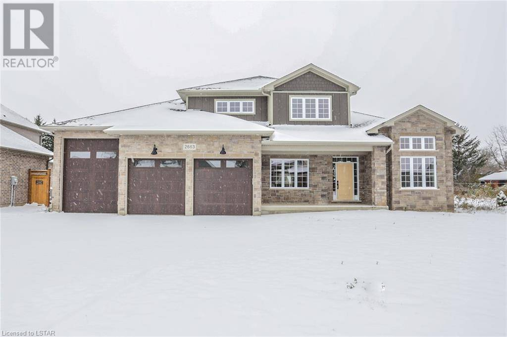House for sale at 2663 Forest Meadow Dr Mount Brydges Ontario - MLS: 234274