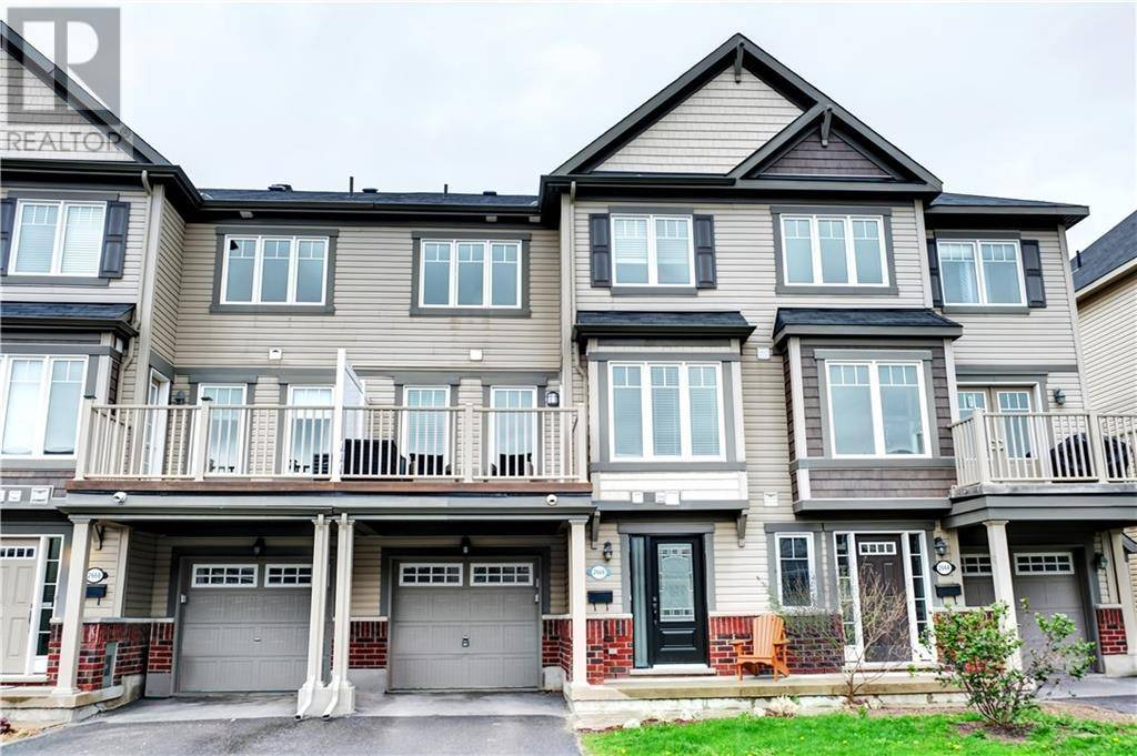Townhouse for rent at 2666 Baynes Sound Wy Ottawa Ontario - MLS: 1187588