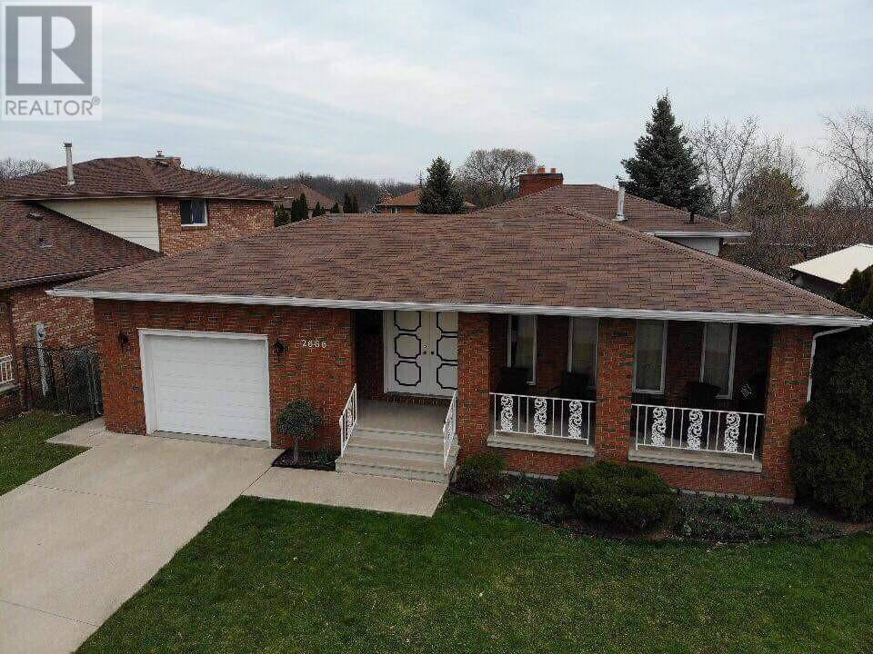 House for sale at 2666 Langlois Ave Windsor Ontario - MLS: 20001240
