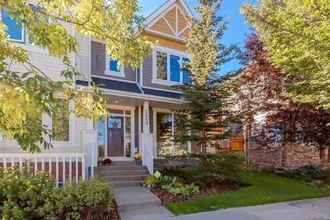 Townhouse for sale at 2669 Dallaire Ave Southwest Calgary Alberta - MLS: C4283313