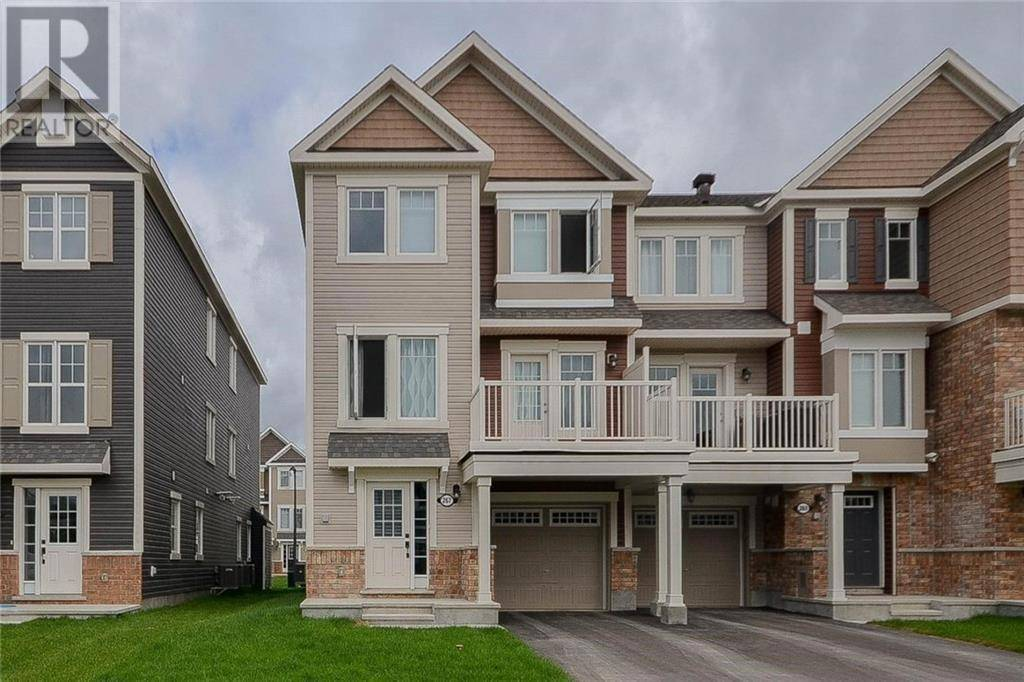 Townhouse for rent at 267 Brassy Minnow Cres Ottawa Ontario - MLS: 1178717