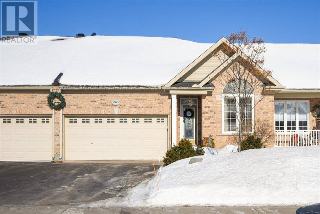 Townhouse for sale at 267 Cairnsmore Circ Ottawa Ontario - MLS: 1182914