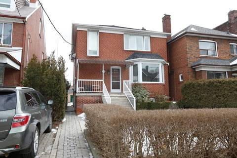 House for rent at 267 Concord Ave Toronto Ontario - MLS: C4697670
