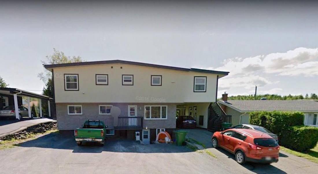 Townhouse for sale at 267 Du Pouvoir Rd Edmundston New Brunswick - MLS: NB016507