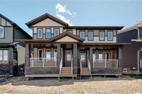 Townhouse for sale at 267 Fireside Dr Cochrane Alberta - MLS: C4303552