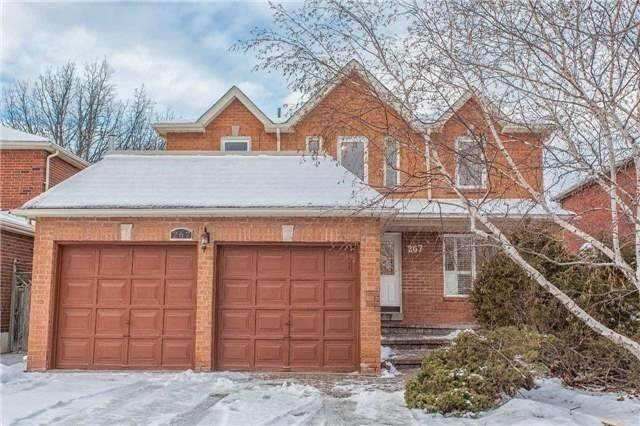 Sold: 267 Hollingham Road, Markham, ON
